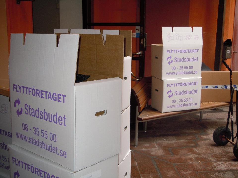 Flyttfirma I Stockholm Med Bra Priser